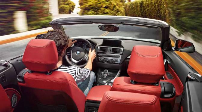 新コンパクトオープン 「BMW 2シリーズ・カブリオレ」発表