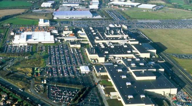 ホンダ、英国の四輪車生産工場に2億ポンドを投資