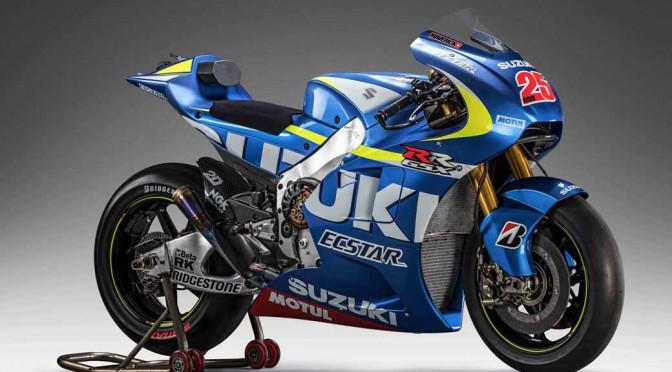 SUZUKIモーターサイクルショー2015の出品概要発表