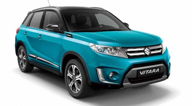 スズキの欧州販売車VITARAが、ユーロNCAP評価で5つ星を獲得