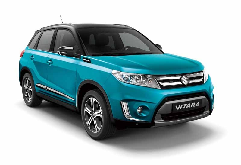 European-sales-car-VITARA-of-Suzuki-Euro-NCAP-rating-won-the-5-star20150423-1-min