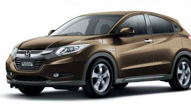 ホンダ、VEZELの装備拡充・4WD車の設定追加