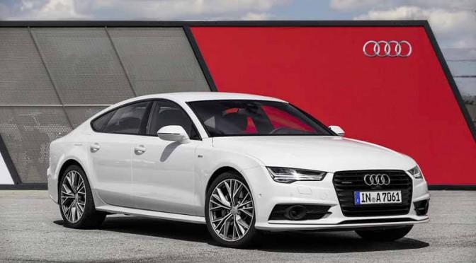 アウディ新型A7/S7/RS7、Sportback発売は4月21日から