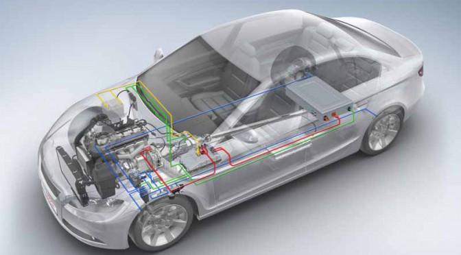 ボッシュ、今後5年で2倍の性能を持つ高電圧バッテリー実現を目指す