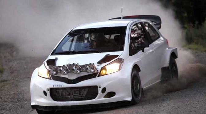 TOYOTA GAZOO Racing、ラリーの若手育成ドライバーを決定