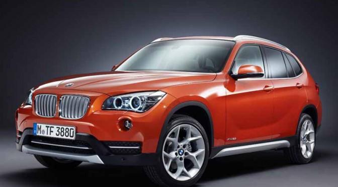 BMW X1、価格据え置きでiDriveナビとパーキング・サポートを標準装備
