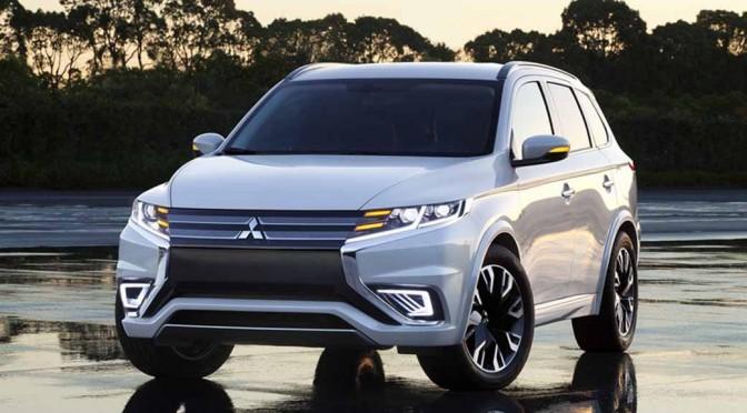 三菱自動車、2015年上海国際モーターショーで2台のコンセプトカーをプレミア発表
