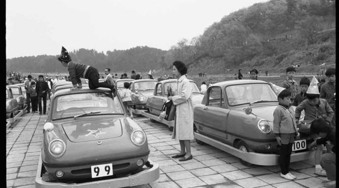 日産自動車、こども自動車のダットサン・ベビイを再生