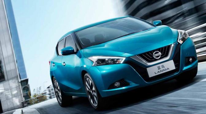 日産自動車、中国で同国専用車とされる「ラニア」の販売開始