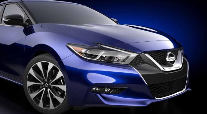 日産自動車、NYオートショーで新型マキシマを公開