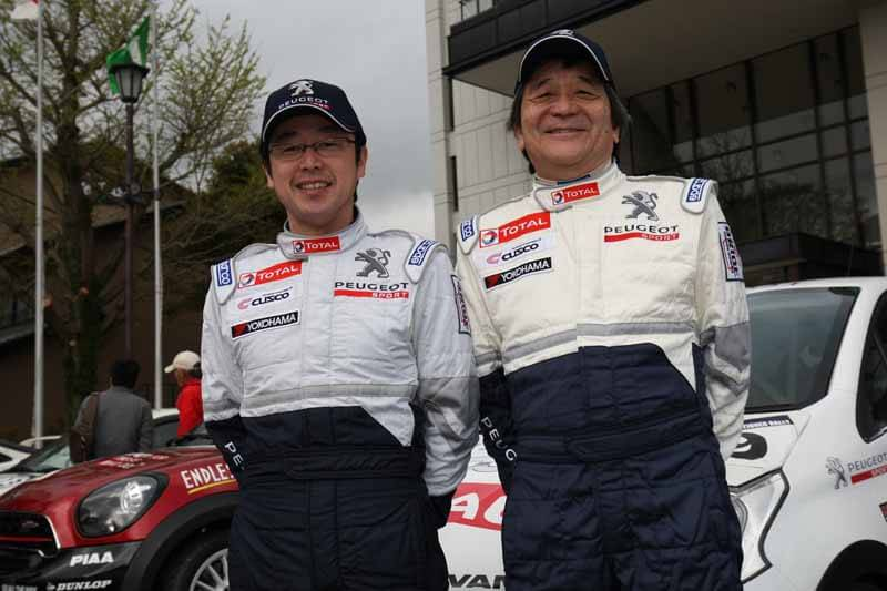 peugeot-208-gti-the-all-japan-rally-championship-class-fourth-in-debut20150413-2
