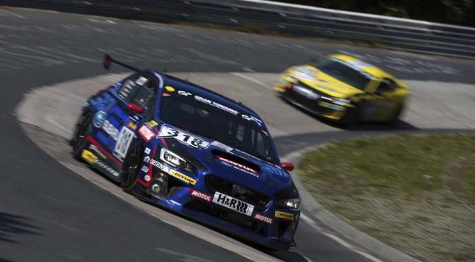 スバル、ニュルブルクリンク24時間レース・パブリックビューイング開催