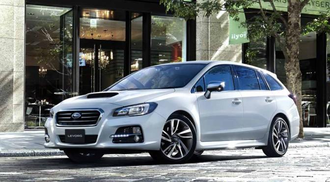 スバル レヴォーグに車の未来を見る。全方位の危険察知機能、国内初搭載