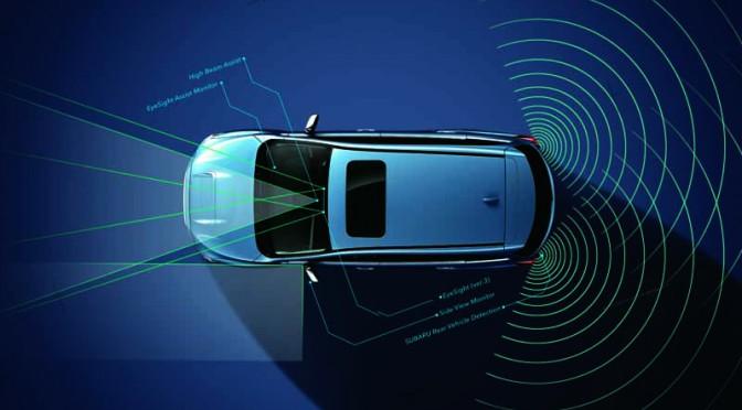 スバル、決算会見で2020年にアイサイトで高速道路の自動運転を可能にしたいと発言