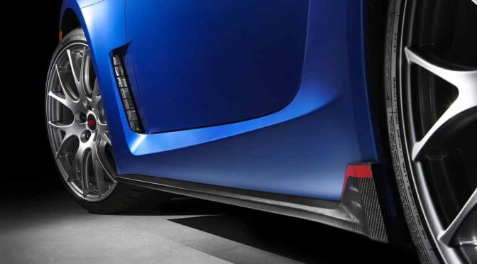 スバル、STI Performance Conceptをワールドプレミア