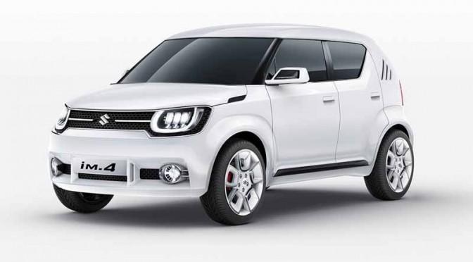 スズキ、上海で2台のコンセプトカーと共に新開発エンジンを世界初公開