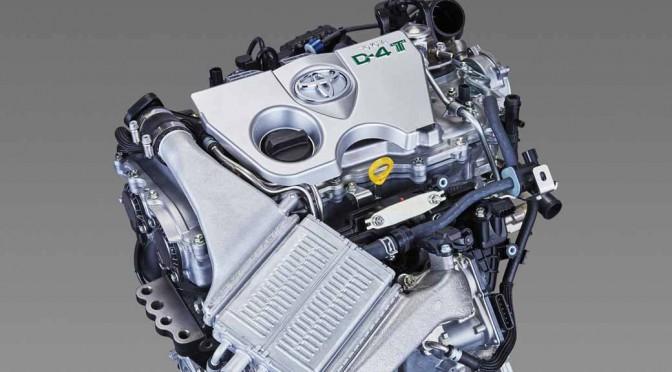 トヨタ、新型1.2L直噴ターボエンジンをオーリスに初搭載