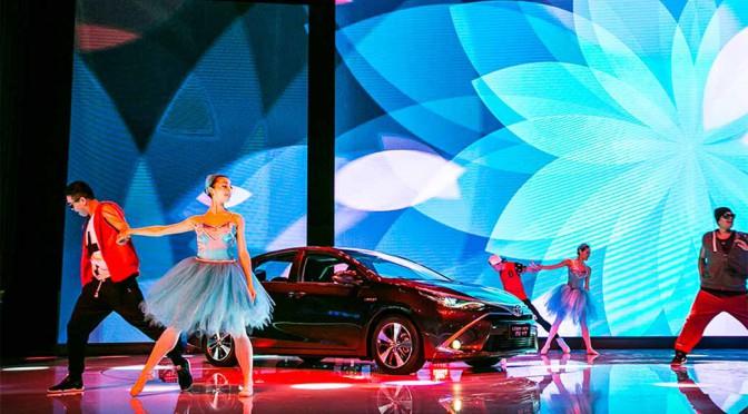トヨタ、中国開発のカローラハイブリッド・レビンハイブリッドを発表