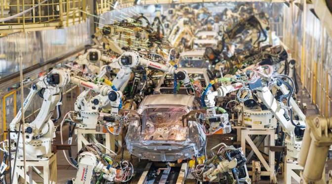 トヨタ、メキシコで新工場を建設、中国でも生産ラインを新設へ