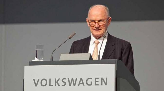 独VW帝国を築いたピエヒ氏、レストランで倒れて急逝