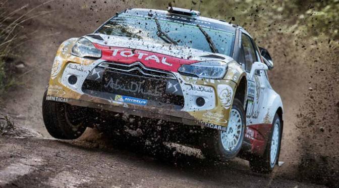WRCアルゼンチン、シトロエンが強さを発揮。クリス・ミーク苦節13年目の初勝利