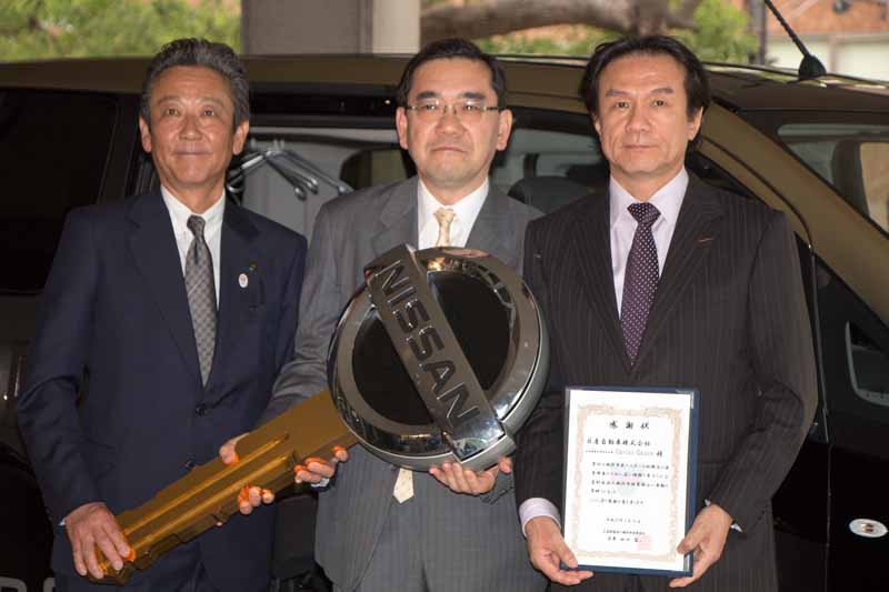 nissan-ev-·-e-nv200-sports-utility-gear-donated-for-sports-promotion-support20150513-6-min