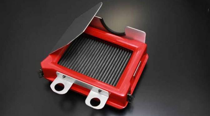 オートエクゼ、「スポーツインダクションボックス」の設定車種を拡大