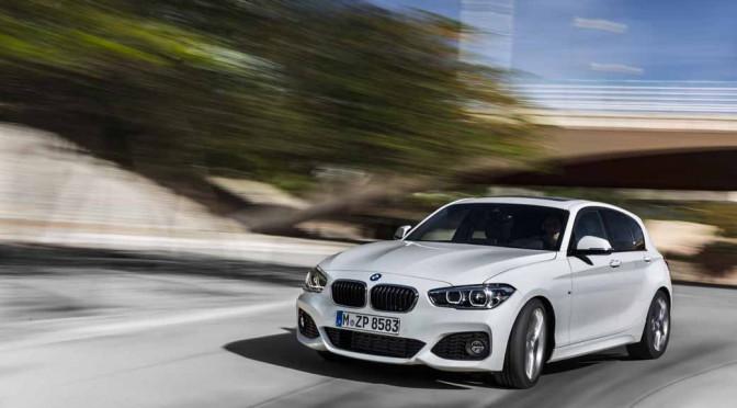BMW 1シリーズ発表、価格は300万円を切る戦略的な設定に
