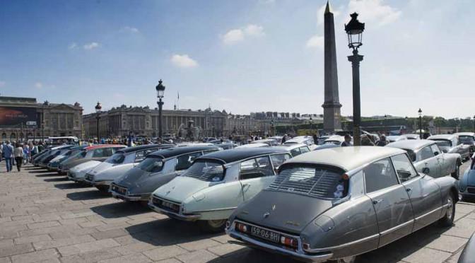 DS生誕60周年を記念するイベント「DS WEEK」パリで開催される