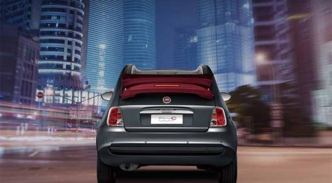 FIAT 500C Tetto Rosso(テットロッソ)発売、5月16日より限定50台