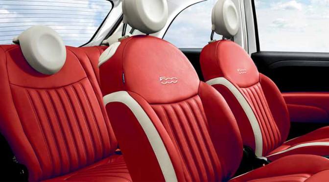 FIAT、純白ボディでやわらかレザー内装の500 Perla(ペルラ)を発売