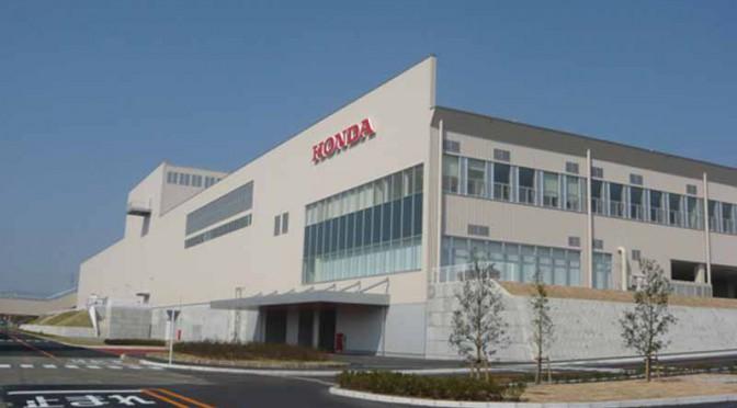ホンダ、2015年4月度、四輪車生産・販売・輸出実績