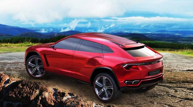 ランボルギーニ、新型SUVの「URUS」市場投入は2018年