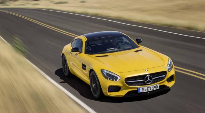 メルセデス・ベンツ、AMG GTの受注受付を遂に開始。価格は1462万円から