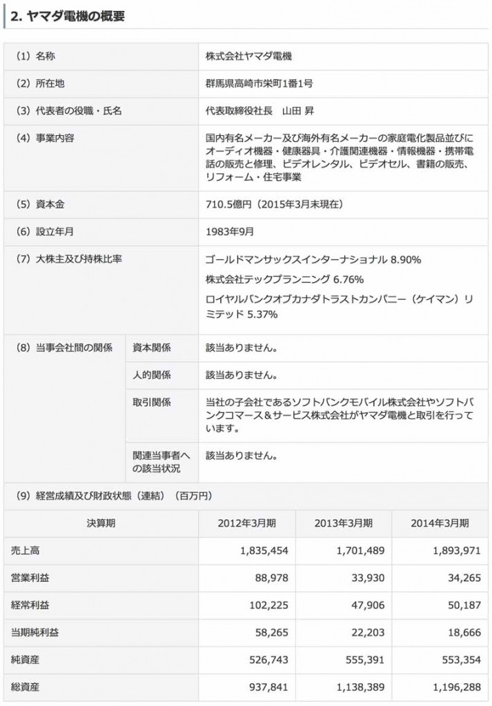 softbank-yamada-denki-and-capital-and-business-tie-up20150507-1-min