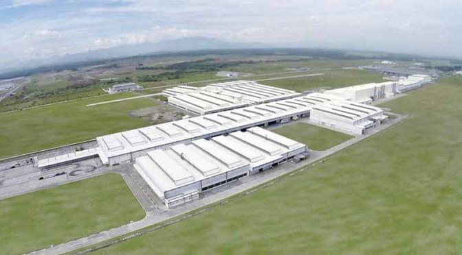 スズキ、インドネシア四輪車新工場の開所式を実施