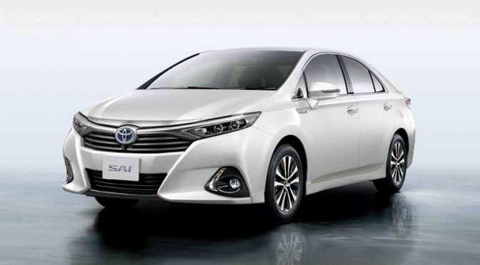 トヨタ、SAIを改良、世界初のスーパーUV400カットガラスを採用