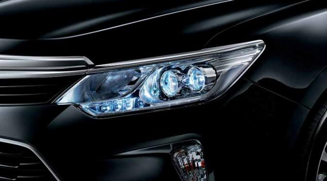 トヨタ、カムリの特別仕様車ハイブリッドGパッケージ・PREMIUM BLACKを発売
