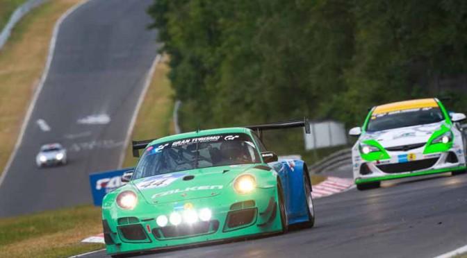 ファルケン、ニュルブルクリンク24時間レース参戦と大会協賛を発表