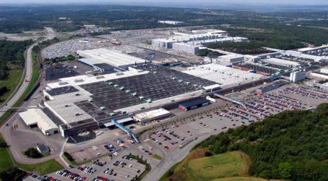 ボルボ、北米初の生産拠点進出を決定。欧・中・米3大陸の国際体制確立へ