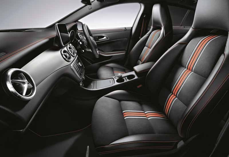 Mercedes Benz Japan announced the %22CLA Shooting Brake OrangeArt Edition%22-4-min
