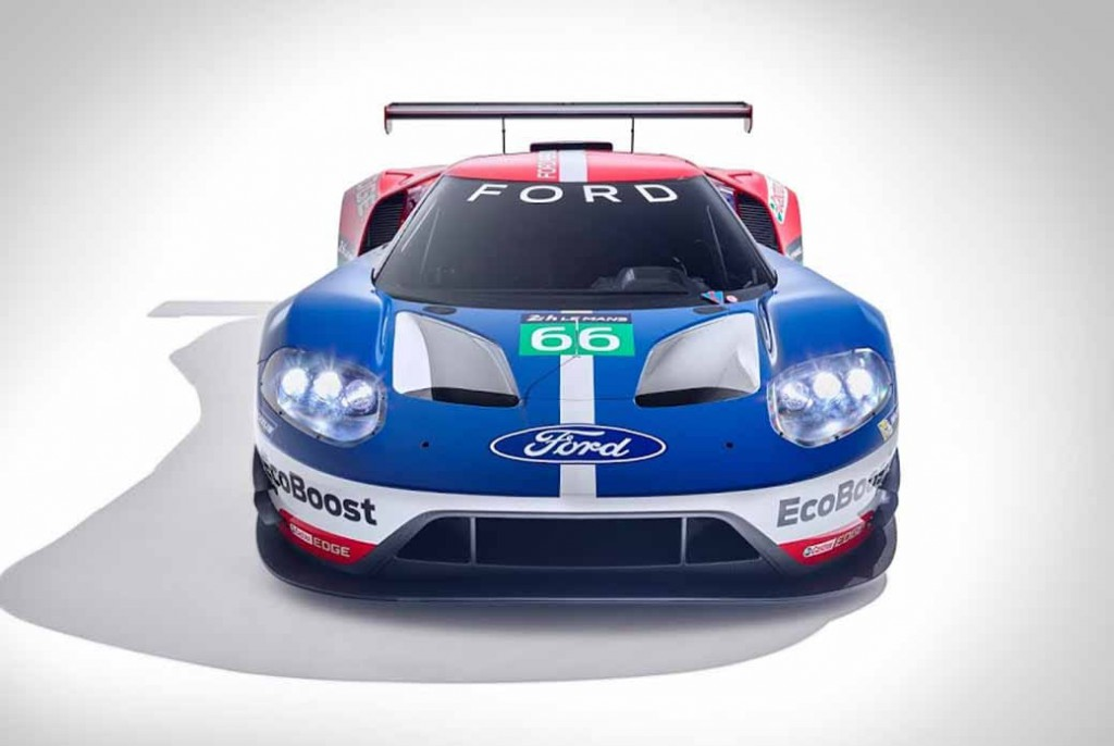 Ford, the war declaration in next year's Le Mans 24 hours endurance race-1-min