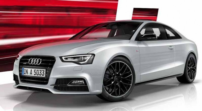アウディ ジャパン、Audi A5 Sportback / A5 coupe S line competition plus発売