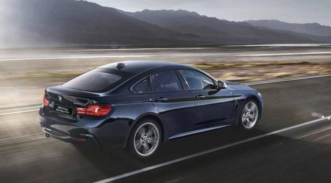 BMW、4シリーズグランクーペの135台限定モデル「Style Edge xDrive」発表