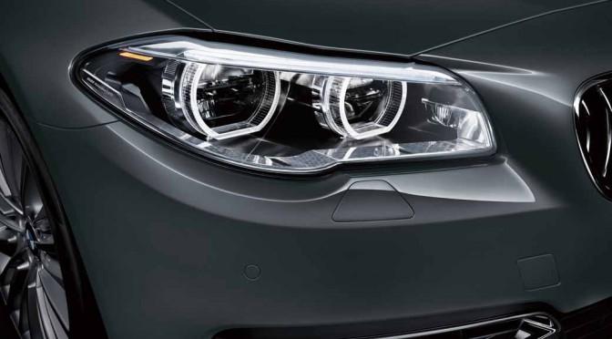 BMW 5シリーズ セダンの限定モデル「Grace Line」を発売