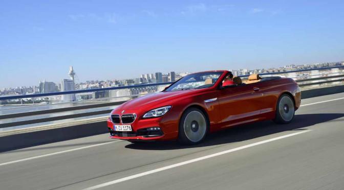 BMW、ニュー6シリーズを発表