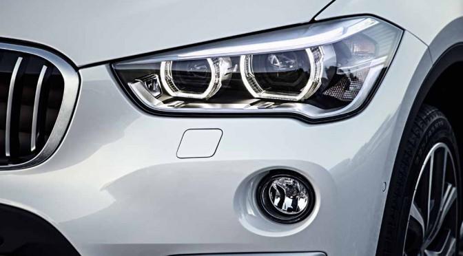 BMW、次世代BMW X1を欧州において公開