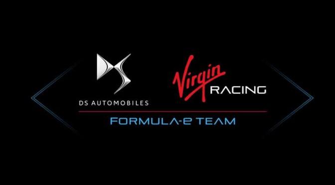 シトロエンDS、フォーミュラEのヴァージンレーシングとパートナーシップを発表