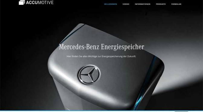 独ダイムラー、ミュンヘンを皮切りに家庭用定置型蓄電池の受注を開始