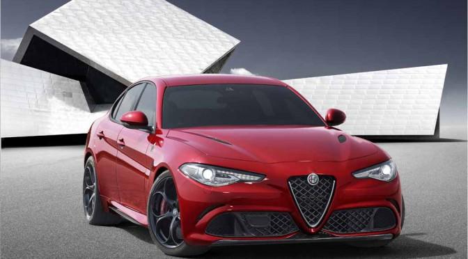 FCAジャパン、Alfa Romeo Giulia(アルファ ロメオ ジュリア)を公開
